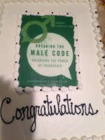 """Breaking the Male Code"" book release party:  Dr. Rob Garfield & CCAF Faculty"